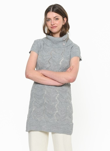 Fashion Friends Elbise Gri